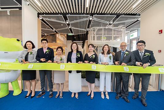 喜讯   LUC教育集团第二大品牌FGA未来成长学苑新江湾校区今日正式启动