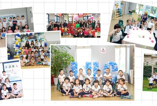 LUC 2019-20学年精彩回顾(下) | 拥抱记忆中的美好,拼出孩子们的彩色未来
