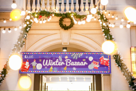 LUC's Winter Bazaar | The Best Kept Secret in Shanghai