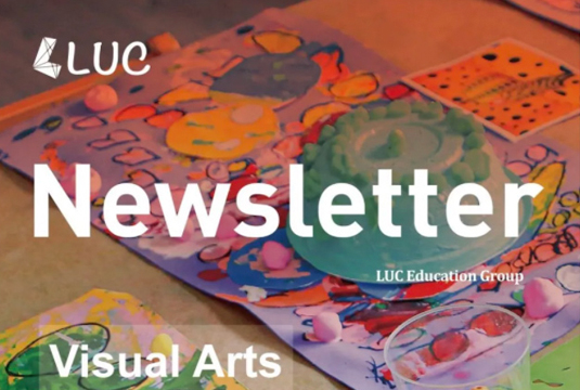 INSIDE LUC | Art Exploration with Themes