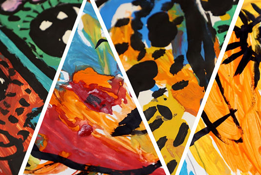 """LUC's Art Exhibition: Our Artists' Album for """"Love·Hope"""""""