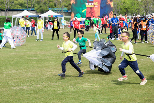 LUC Sports Day | Growing up under the Spirit of Olympic